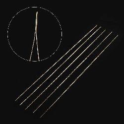 Игла с голямо ухо 75x0.5 мм