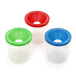 Πλαστικό κύπελλο 75x71 mm