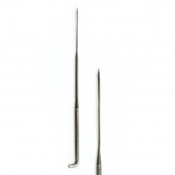 Иглa за филц техника M 78 мм спираловидна -1 брой
