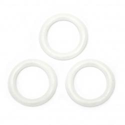 Маркиращи пластмасови халки при плетене 38 мм -8 броя