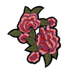 Aplicații lipicioase 95x110 mm Trandafiri