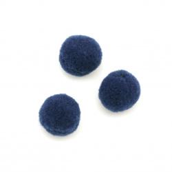 Πομπού 20 mm πρώτης ποιότητας μπλε σκούρο -50 τεμάχια