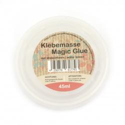 Gel glue Magic Glue pot διαφανές 45 ml