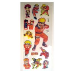 brocade stickers whith Naruto