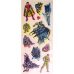 brocade stickers with Batman