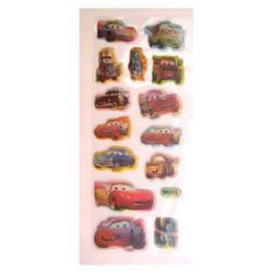 stickers 3D changing car2