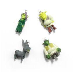 Shrek mic asortat 4 tipuri 35 mm - min.  cerere 10 bucăți