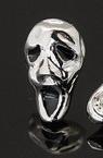 Обеци метал 12.5x7.5 мм Halloween