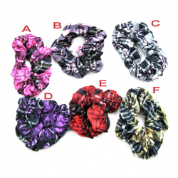 Elastic Hair Ties 12 cm model 12