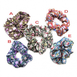 Elastic Hair Ties 12 cm model 16