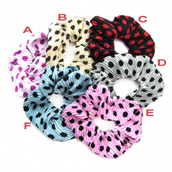 Elastic Hair Ties 12 cm model 17
