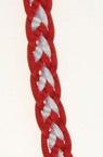 Мартеница гривна копринен шнур плетена 10 броя