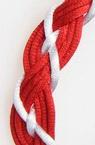 Мартеница гривна плетена 10 броя
