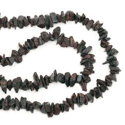 Gemstone Chip Beads Strand 5-7mm, ~90cm