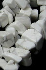 HOWLITE Gemstone Chip Beads Strand 5-7 mm ~ 90 cm