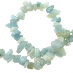 AMAZONITE Chip Beads Strand 5-7 mm ~ 90 cm