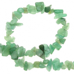 AVENTURINE Chip Beads Strand 5-7 mm ~ 90 cm