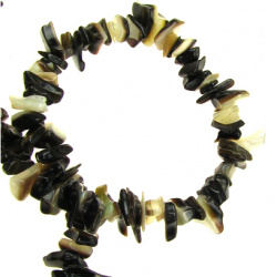 MOTHER OF PEARL Chip Beads Strand 5-7 mm ~ 90 cm
