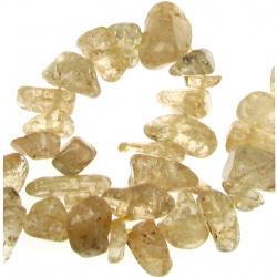 CITRINE Chip Beads Strand 8-12 mm ~ 90