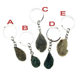 Ключодържател естествен камък