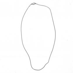 Синджир цвят сребро ЛУКС 28-30 см