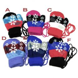 Ръкавици плетиво