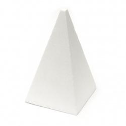 Piramida din polistiren 150 mm -1 bucată