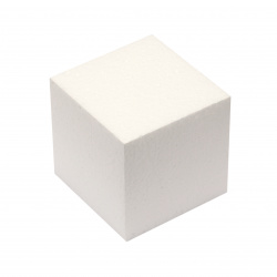 Cub din polistirol 60x60x60 mm -1 bucata