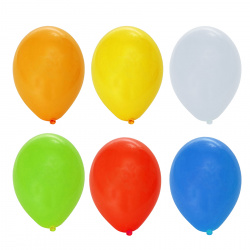 Balloons -50 pieces,MIX color