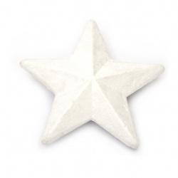 Звезда стиропор 200x53 мм за декорация -1 брой