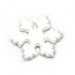 Χιονονιφάδα φελιζόλ 144 mm -2 τεμάχια