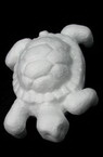 Polystyrene Turtle for Decoration 125 x 95 x 50 mm
