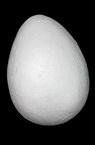 Ou din polistiren 150x110 mm pentru decor -1 bucata