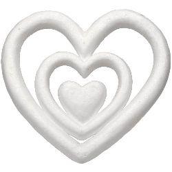 Inima styrofoam triple  430x420x43 mm -1 buc