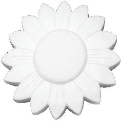 Sunflower styrofoam 300 mm for decoration -1 pc