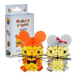 Modular Origami Set, Mouse