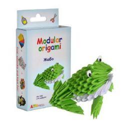 Modular Origami, Frog
