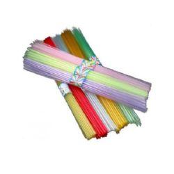 Origami straw 40 mm - MIX