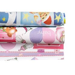 DIY Wrapping Paper Kids Decoration 51x75cm