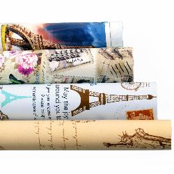 DIY Wrapping Paper Vintage Mixed 51x75cm