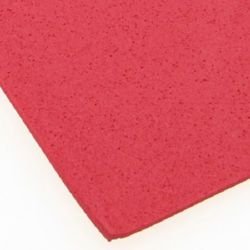 EVA Foam Red, A4 Sheet 20x30cm 2mm