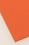 EVA Foam Orange, A4 Sheet 20x30cm 2mm