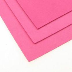 Material EVA / cauciuc microporos / 2 mm A4 20x30 cm roz