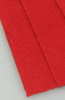 Fabric Felt Sheet, DIY Crafts Sewing Decoration 1 mm A4 20x30 cm color red -1 pc