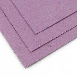 Pâslă 1 mm A4 20x30 cm culoare violet deschis -1 bucată