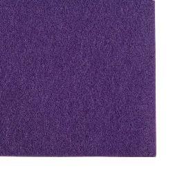 Fabric Felt Sheet, DIY Crafts Sewing Decoration 2mm A4 20x30 cm color purple light -1 piece