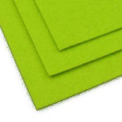 Fabric Felt Sheet, DIY Crafts Sewing Decoration 2mm A4 20x30 cm Reset color -1 pc