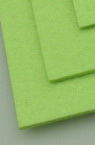 Φύλλο τσόχας 3 mm A4 20x30 cm πράσινο ανοιχτό -1