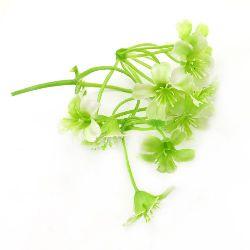 Planta pentru decorarea florilor 70x35 mm - 4 crenguțe