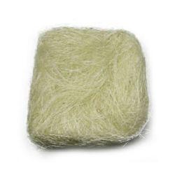 Iarba de nucă de cocos alb -50 de grame